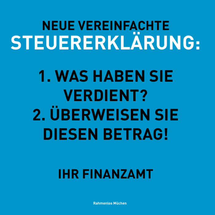 Steuerberatung Frohburg Mühlberg Steuer Weisheiten